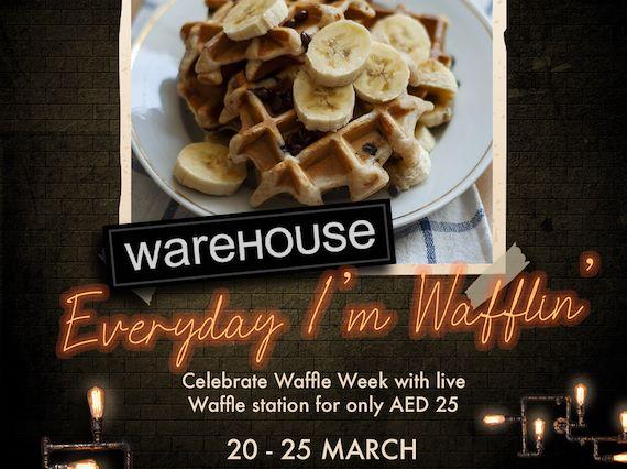 Everyday Im Wafflin